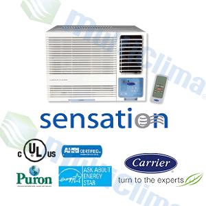 Unidad de Ventana Sensation CARRIER 51KWF  SEER 10 R410